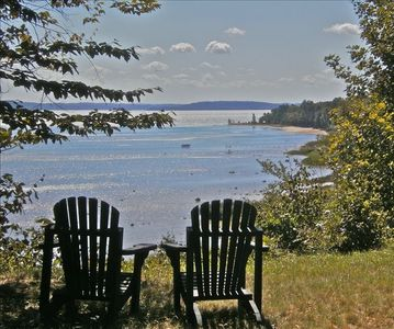 Suttons Bay cabin rental - A heavenly place to relax. . .