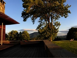 West Windsor house photo - Mt. Ascutney features prominently in the views