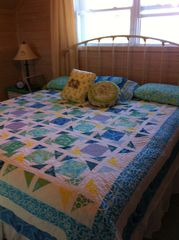 Green Turtle Cay house photo - King bedroom