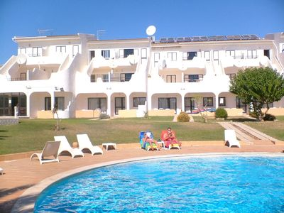 Apartment in Praia da Luz Algarve - with panoramic views and two pools