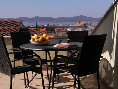 Zadar: Apartment in FarmhouseResidential flat