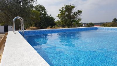 Quinta with Farm House V3 (3 bedrooms) in Coruche - 45 m from Lisbon