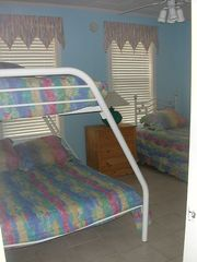 Anna Maria house photo - Twin-over-Full Bunkbed and a Separate Twin Bedroom