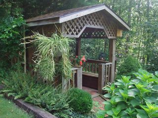 New Holland apartment photo - Garden gazebo