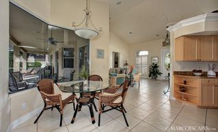 Vacation Homes in Marco Island house photo - Coastal Dinette and Kitchen ...