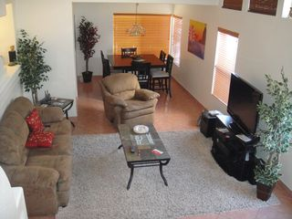 living room with LCD 47inches - Las Vegas house vacation rental photo