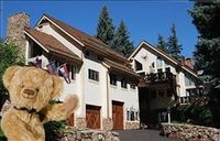Great setting for ski vacation, summer golf, or retreats