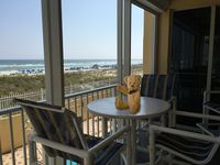 You will love the beautiful ocean views from your balcony!