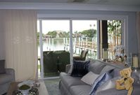 You can't beat this beautiful townhome on the water in Florida.