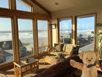 You will love everything from comfort to views in this beautiful coastal home.