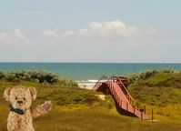 Come enjoy the balcony views and take a walk on the beach. You will love it!