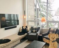 "We enjoyed our ""slopeside"" stay at this beautiful Whistler property."