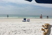 Private beach in Destin. Life is sooooo good!