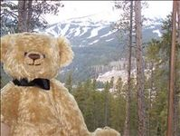 VRBO Bear enjoys amazing views of  Breckenridge Ski Area from Master Bedroom