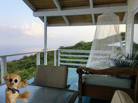 You'll have spectacular views and amazing sunsets right from the lanai.