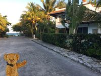 Casa Blanca is stunning and just steps away from the beach!