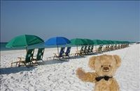 Ah!  Great Destin Condo with two Master Bedrooms--and right on the beach!
