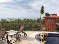 You'll be sitting on top of the world at this Puerto Vallarta property.