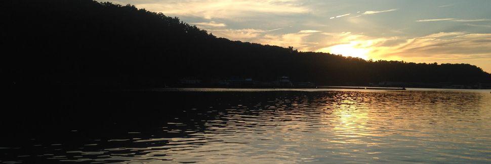 Dale Hollow Lake, USA