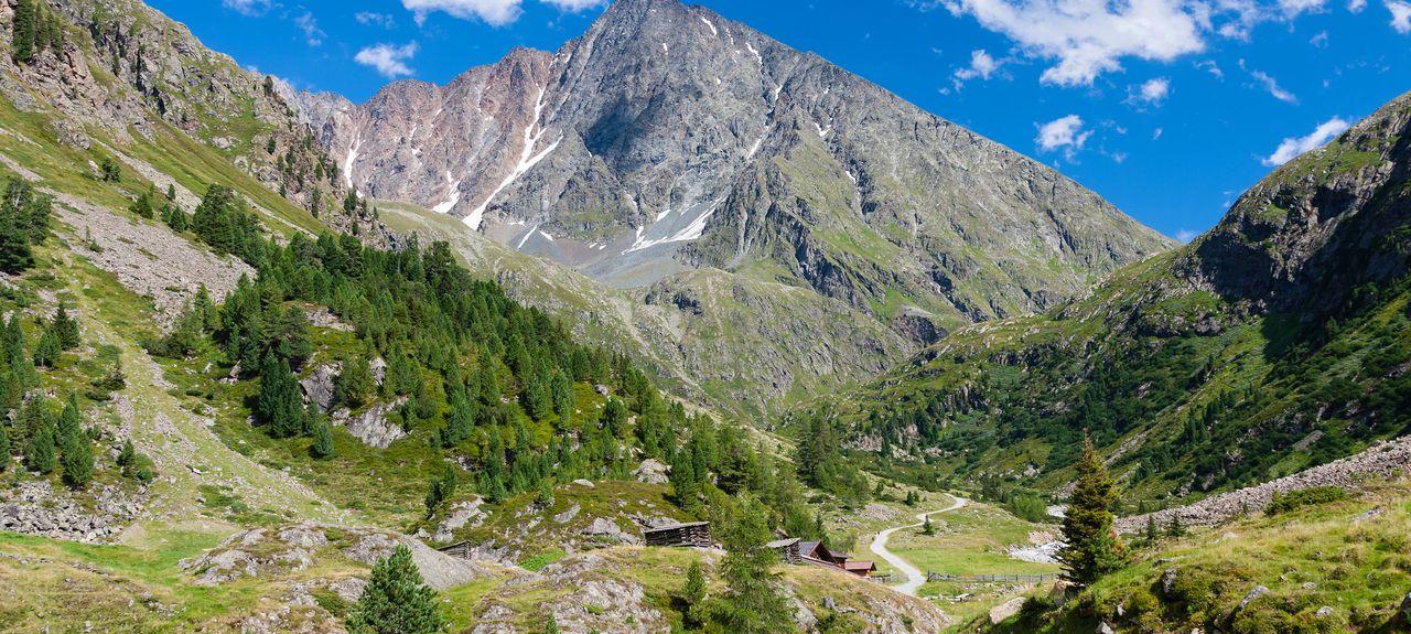 Ötztal, Längenfeld, Tirol, Österreich