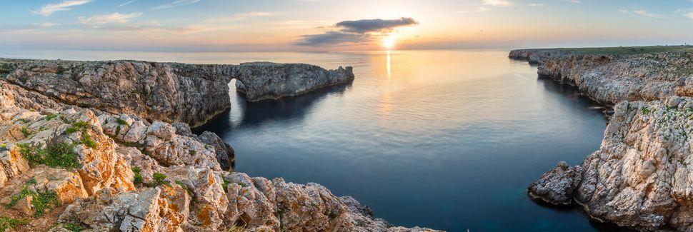 Sant Tomas, Es Migjorn Gran, Ilhas Baleares, Espanha