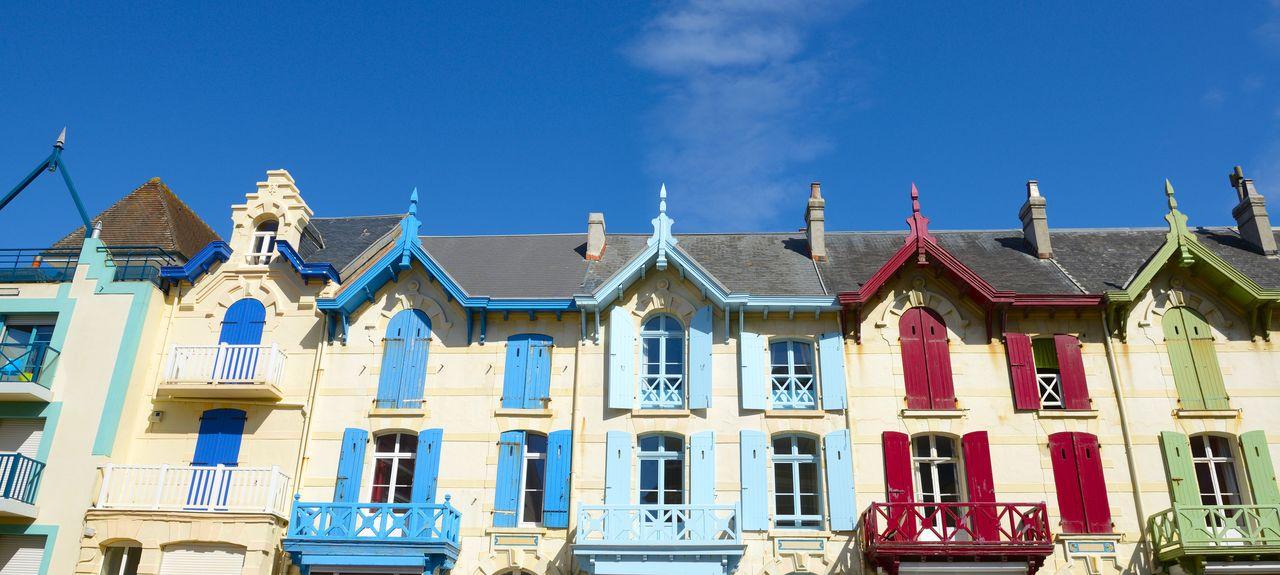 Wimereux, Hauts-de-France, Frankreich