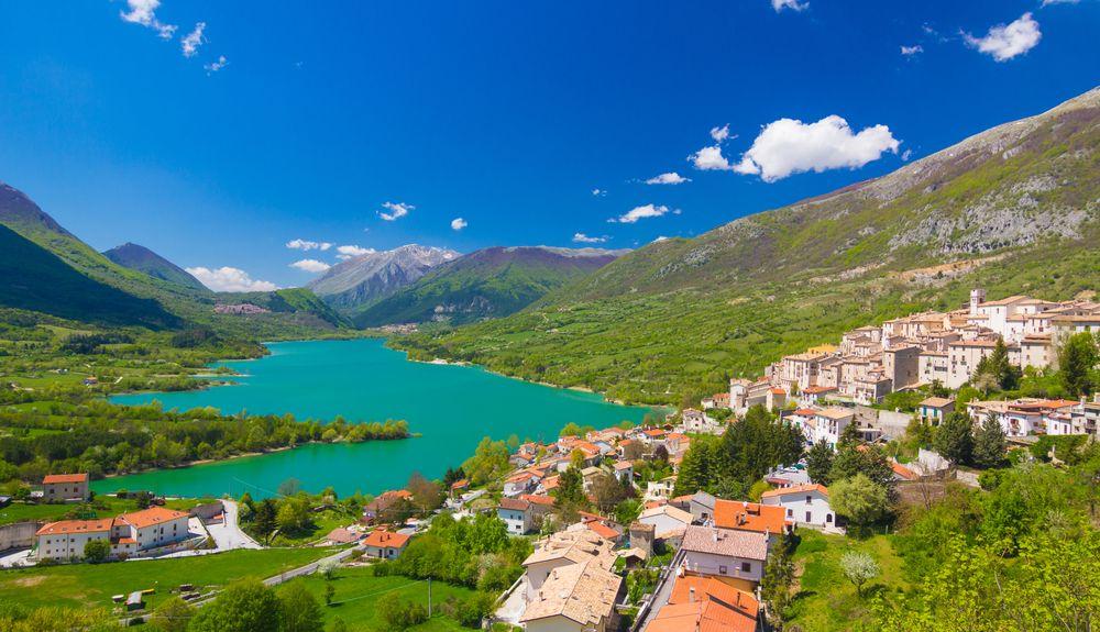 Abruzzo, Italien