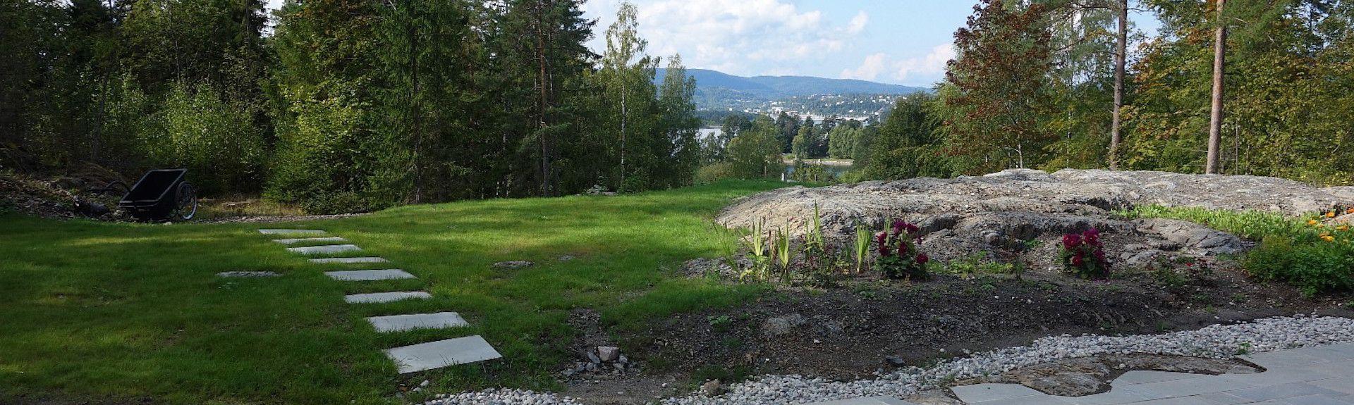 Bærum, Provincie Akershus, Noorwegen
