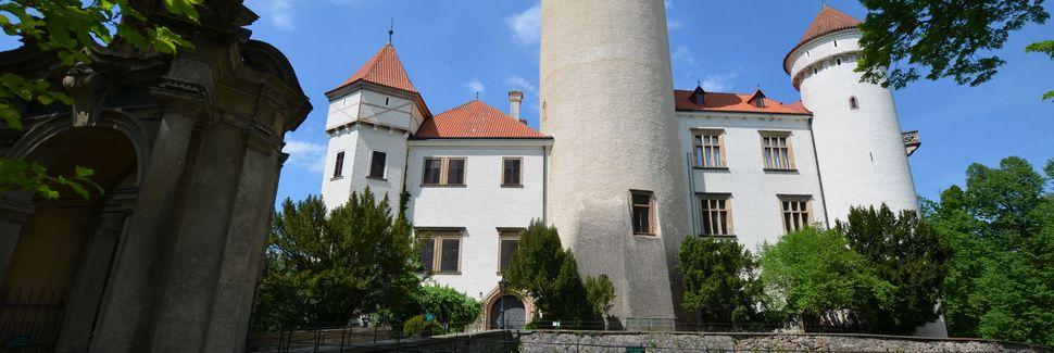 Lštění, Central Bohemian Region, Czechia