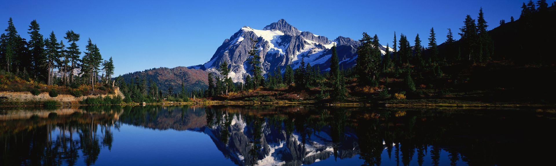 Cascade Range, WA, USA