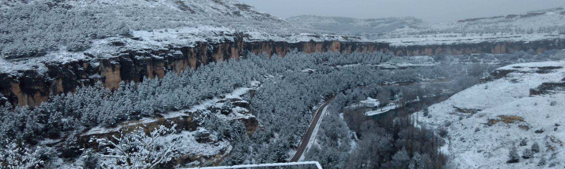 Arcas, Arcas del Villar, Kastilien-La Mancha, Spanien