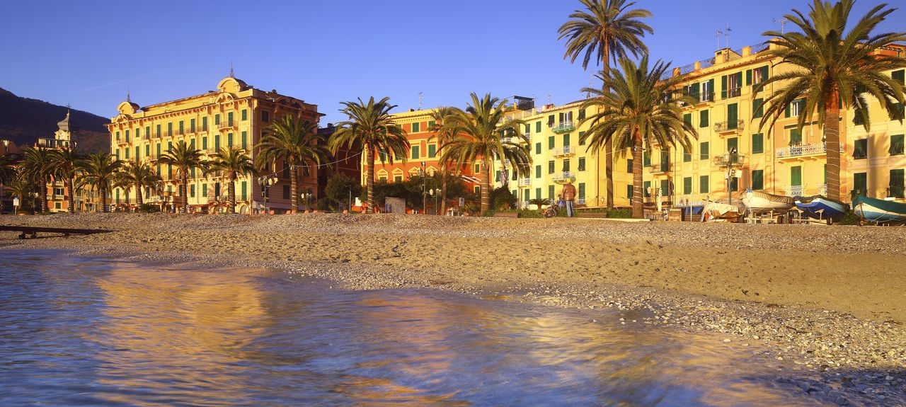 Santa Margherita Ligure, Metropolitan City of Genoa, Liguria, Italy