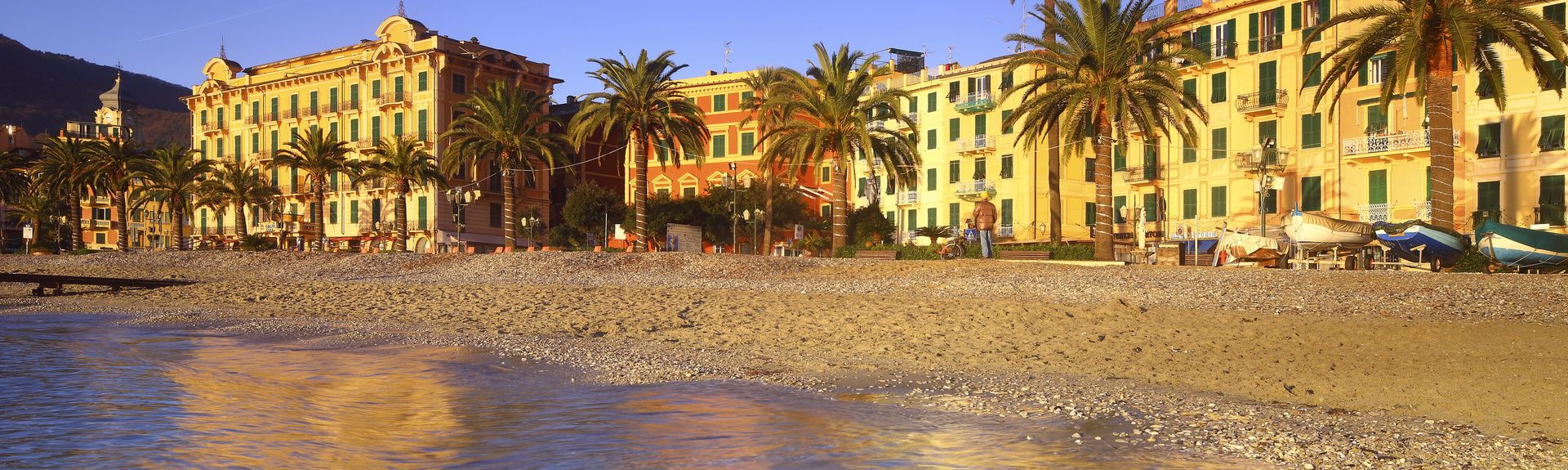 Santa Margherita Ligure, Liguria, Italia