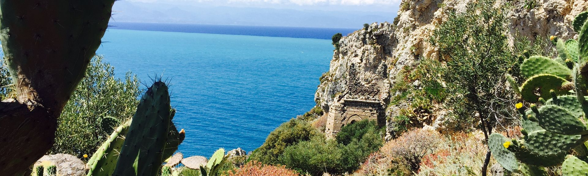 Piraino, Sicilia, Italia