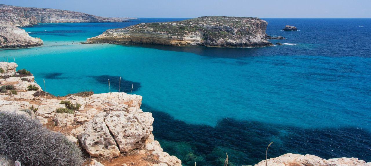 Lampedusa AG, Italy