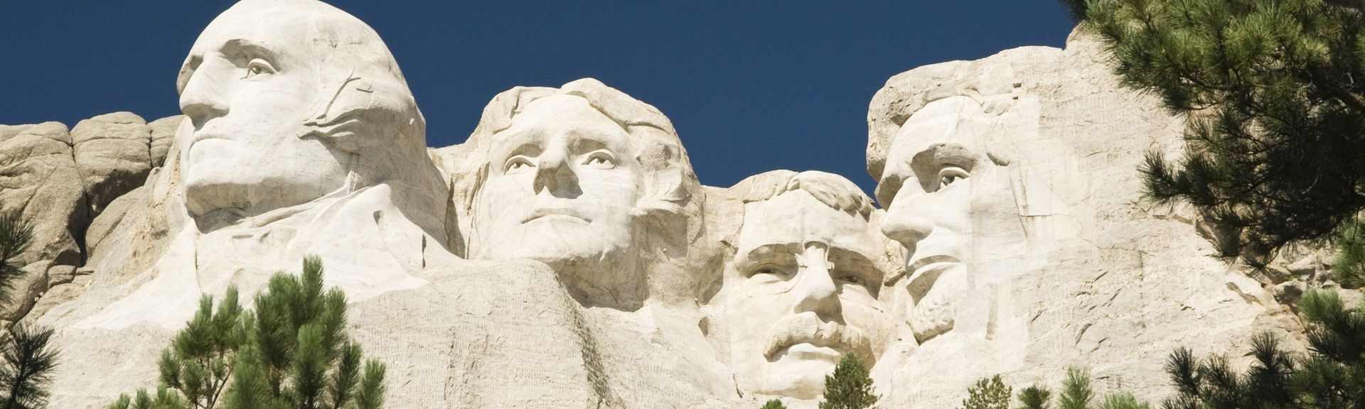 Mount Rushmore, Keystone, Dakota do Sul, Estados Unidos