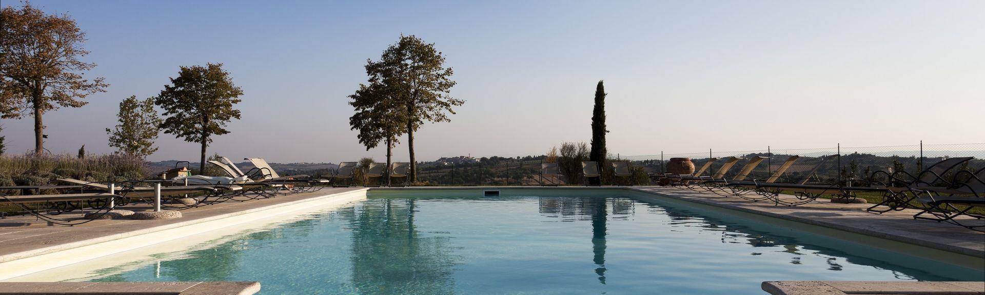Podere Viti, Castiglion Fiorentino, Toscane, Italië