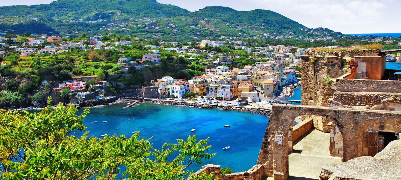 Ischia, Campanie, Italie