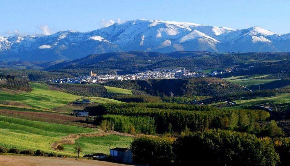 Arenas del Rey, Granada, Spain