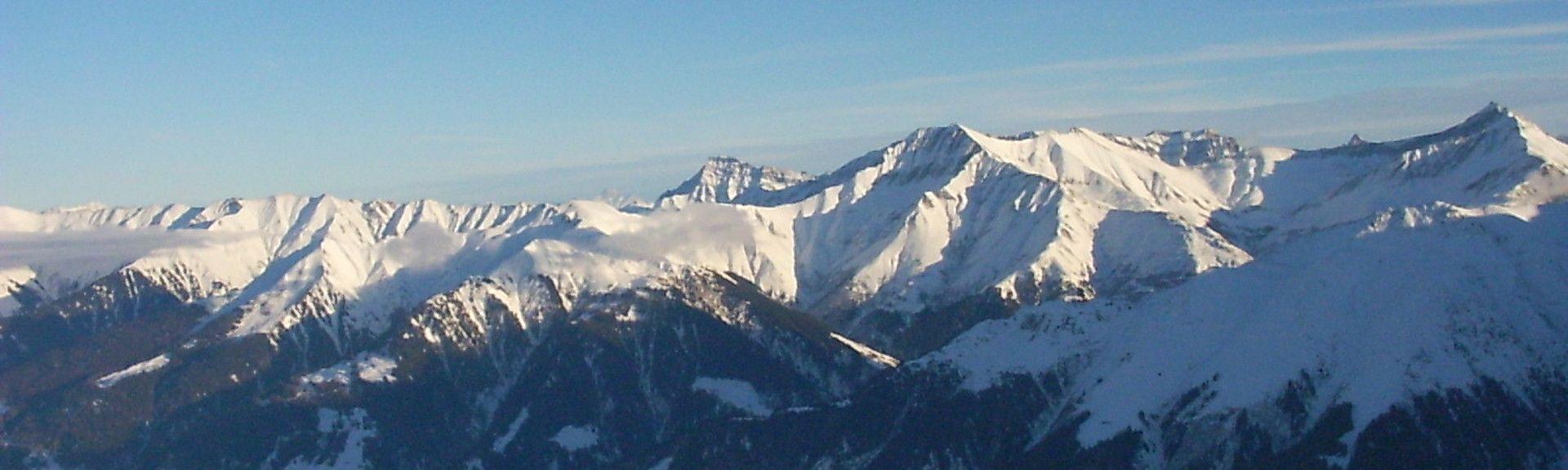 Lumbrein, Lumnezia, Graubuenden, Switzerland
