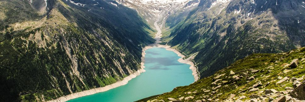 Ginzling, Tyrol, Autriche