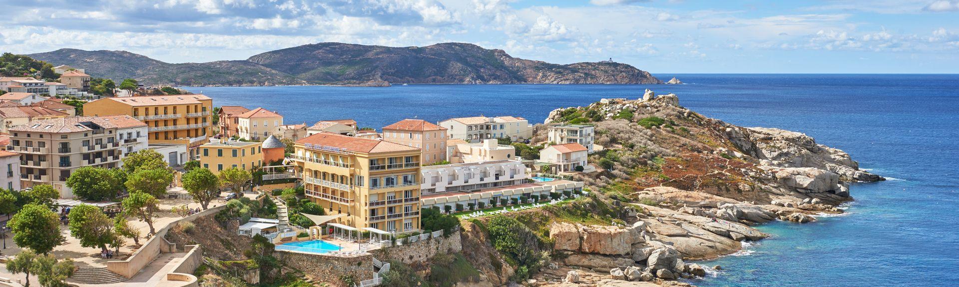 Calvi, Haute-Corse, France
