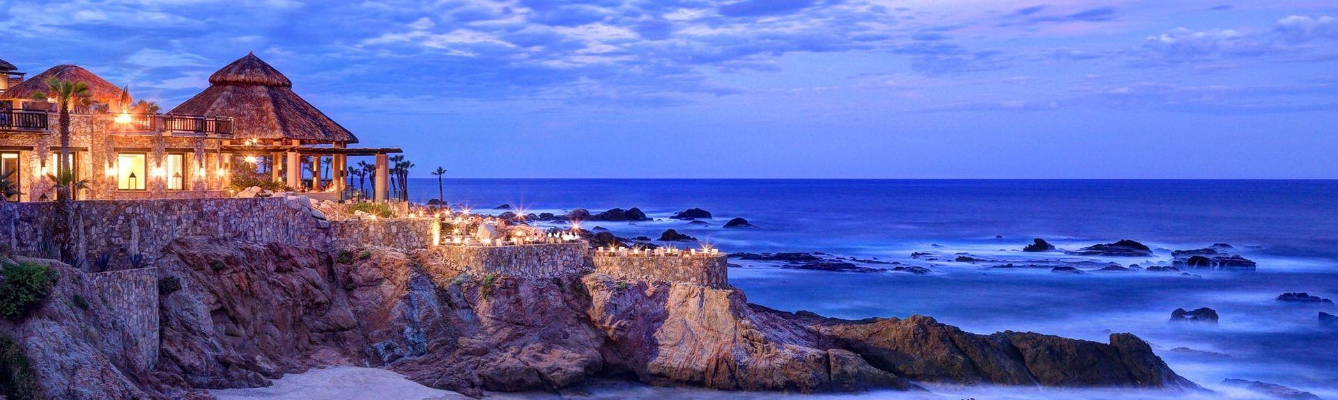 Punta Ballena (Cabo San Lucas, Bassa California del Sud, Messico)