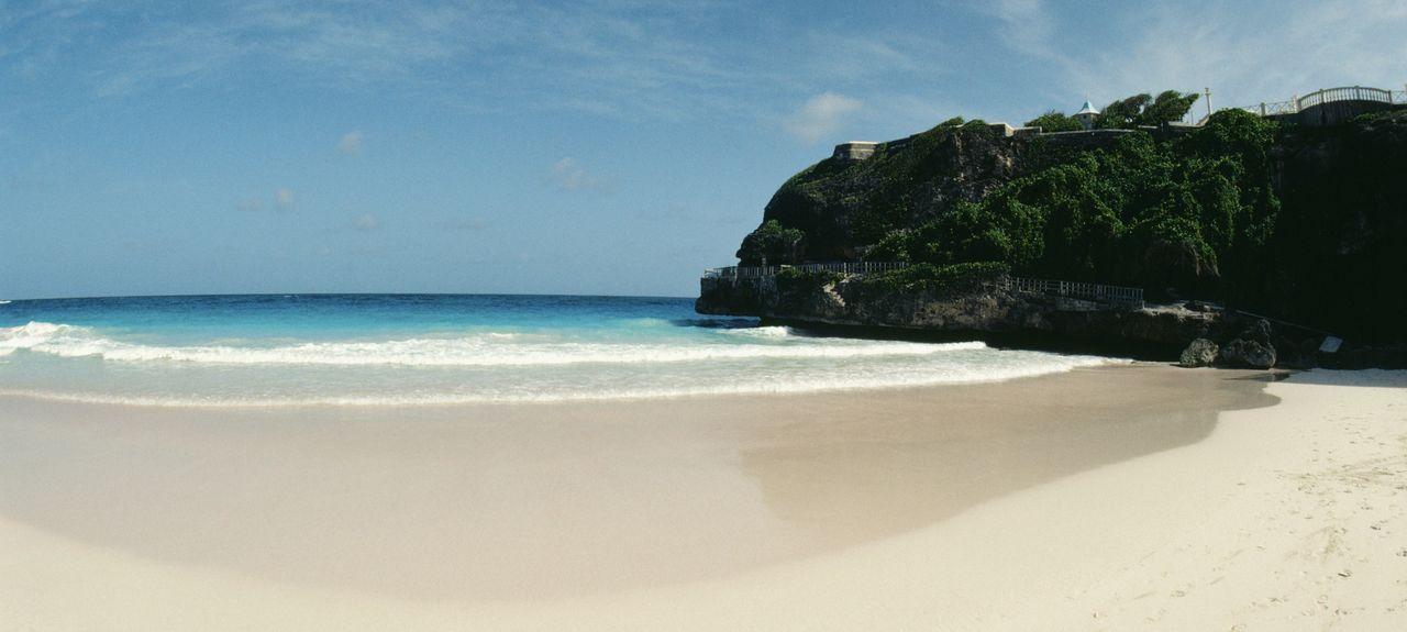 Crane Beach, Saint Philip, Barbados