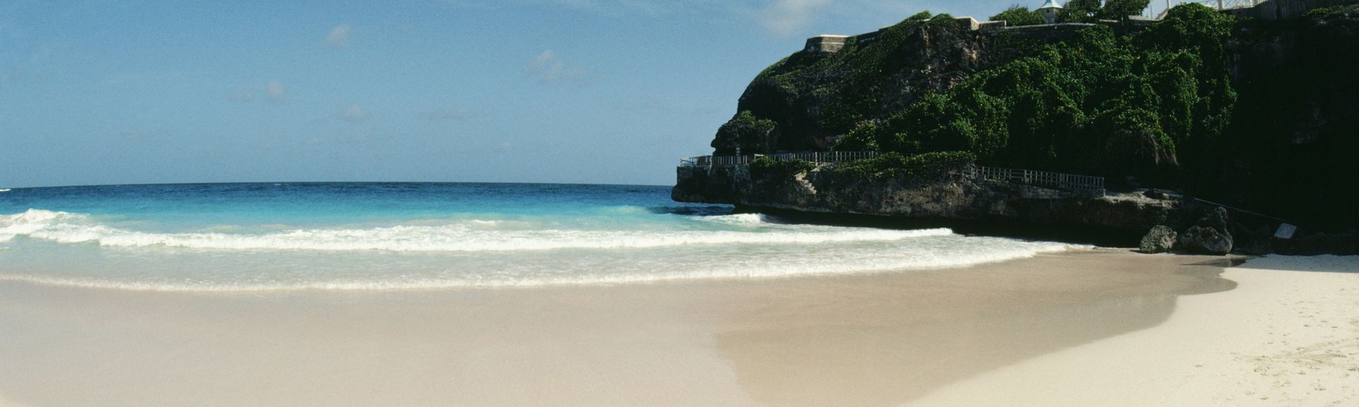 Crane Beach, Diamond Valley, St. Philip, Barbados
