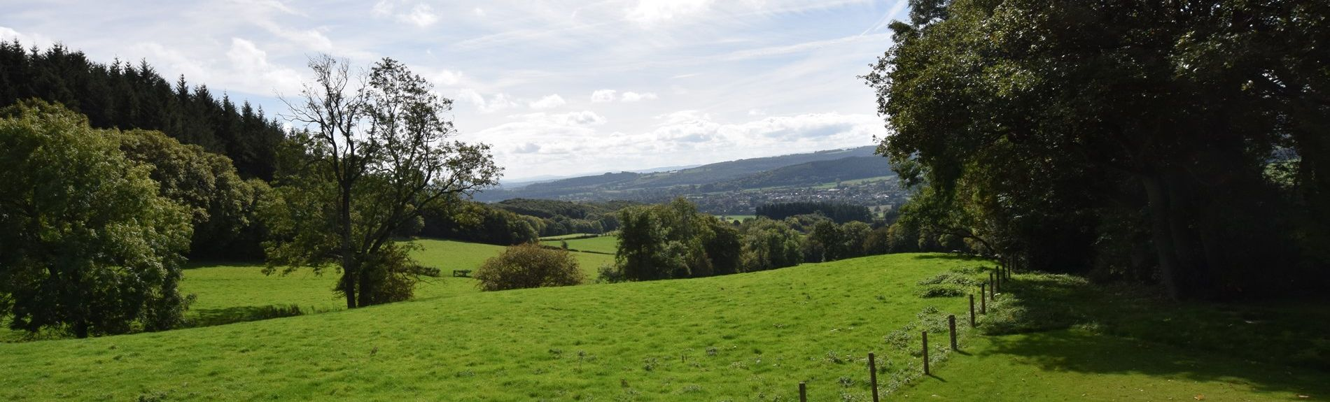 Titley, Herefordshire, UK
