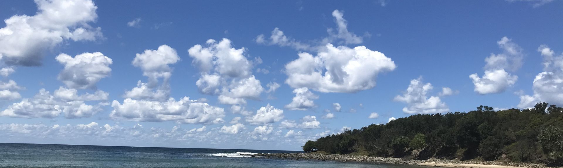 Yamba Beach, Yamba, New South Wales, Australia