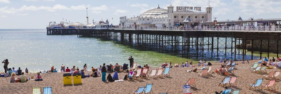 Brighton, City of Brighton and Hove, UK