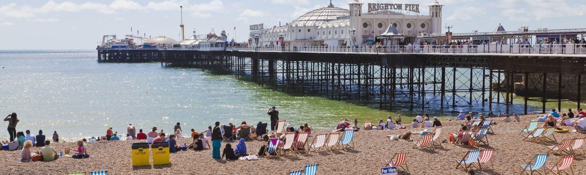 Brighton, Englanti, Yhdistynyt Kuningaskunta