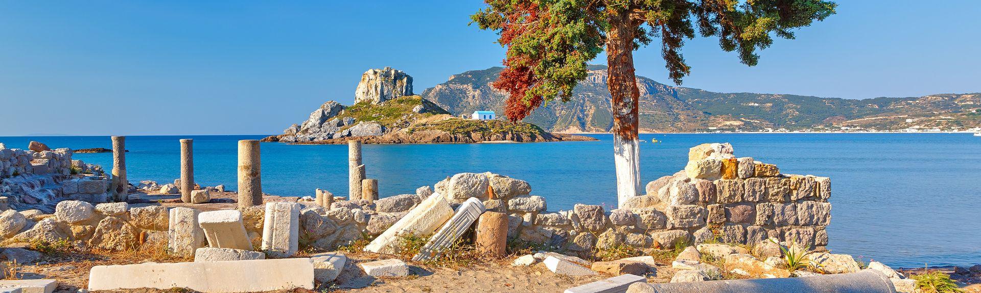 Κως, Ηρακλείδες, Νησιά του Αιγαίου, Ελλάδα